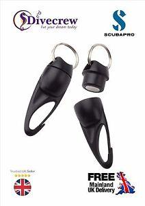 Scubapro Magnetic Quick Clip - Multi Holder for Octo / Gauges