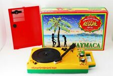 COLUMBIA Portable Turntable Record Player GP-3J XAYMACA JAMAICA Ver (mn12)