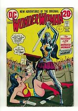 Wonder Woman Vol. 1 - #204 | 1st Appearance of Nubia | DC Comics - February 1973