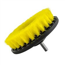 Chemical Guys Carpet Brush with Drill Attachment, Medium Duty, Yellow - ACC_201