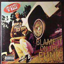 Indo G & Lil Blunt Blame It On The Funk WLP White Label Promo NM Vinyl PR 485-1