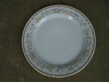 "Wellington Porcelain 10"" Dinner Plate Wl01 Pattern  Made in China"