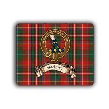 Clan MacInnes Scottish Clans Computer Mouse Pad Mat