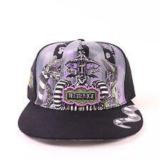 Universal Studios Halloween Horror Nights Beetlejuice Adjustable Baseball Hat