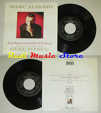 "LP 45 7"" MARC ALMOND GENE PITNEY Somethings gotten hold of heart ITALY cd*mc dvd"