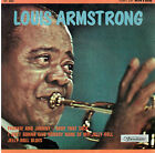 45T EP: Louis Armstrong: fankie and jhonny+ 3 titres. visadisc