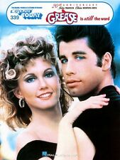 Grease Is Still the Word Sheet Music E-Z Play Today Book NEW 000100084