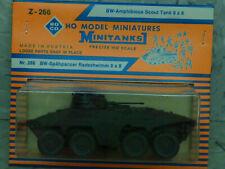 Roco Minitanks (New) Modern West German Luchs 8x8 Amphibious Tank Lot #423X