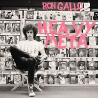 RON GALLO - HEAVY META   CD NEW!