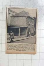 1960 St Ives Council To Pull Down A1 Granite House, The Retreat, Street-an-pol