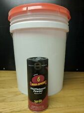 Sun Glo Shuffleboard  powder / wax - 6 speed - 24# Bucket