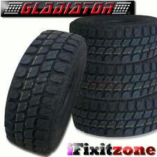 4 Gladiator QR-900-MT 33X12.50R15 108Q M+S 6Ply E M/T All Terrain Mud Tires