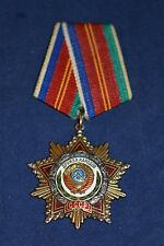 ORIGINAL SOVIET RUSSIAN AWARD BADGE ORDER  FRIENDSHIP OF  PEOPLE 64341