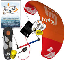 HQ4 Hydra 300 3M Water Trainer Kite Kiteboarding + Way To Fly Instructional DVD