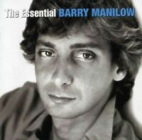 BARRY MANILOW the essential barry manilow (2X CD, album) greatest hits, best of,