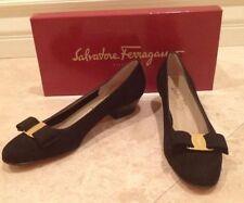 Salvatore Ferragamo Pumps, Classics Solid 7 Heels for Women