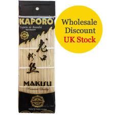 Japanese Bamboo Sushi Mat Rice Roll Roller Wooden Maker (24Hrs Dispatch)