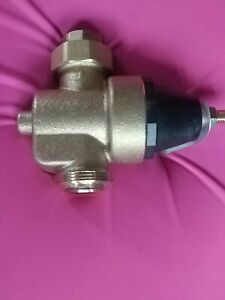 Watts 3/4 50psi Water Pressure Reducing Valve Lead (LFN45BM1-U)