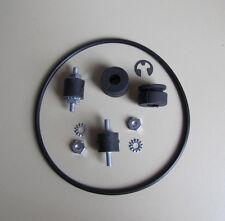 Wurlitzer Jukebox Turntable Motor Mounts, Belt & Grommets 2600 and 2610