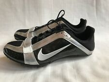 ec6ccfc825b19d Men s Nike Bowerman Series Track   Field Shoes Black Silver Size 11