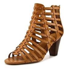 Sandalias y chanclas de mujer de tacón alto (más que 7,5 cm) Color principal Beige Talla 39