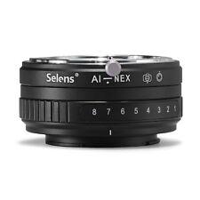 Tilt-shift Lens adapter ring for Pixco/Nikon AI  mount lens to Sony NEX-7 HOT