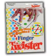 Mini Finger Twister Board Game Funny Finger Version Table Party Game US Seller