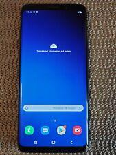 Samsung GALAXY S9 PLUS coral blue - 64 gb dual sim garanzia ITA