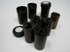 5x Leica 35mm Metal Re-Loadable Film Cassettes