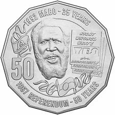 2017 Australia, PRIDE and PASSION Choice 50c FIFTY CENT COIN from RAM Mint Roll