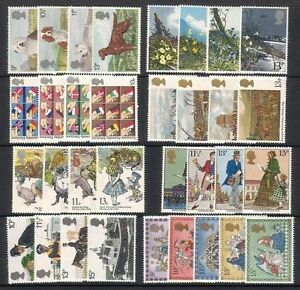 GB 1979 Complete Commemorative Collection M/N/H BEST BUY on eBay