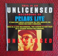 4 x CDs - Primus, Pork Soda, Tales From The Punchbowl, Antipop & Primus Live