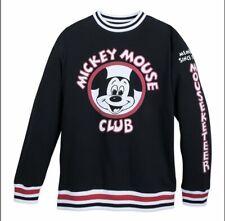 Disney Mickey Mouse Club Banded Sweatshirt 00004000