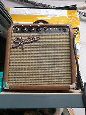 Squier SP-10 ACOUSTIC Guitar Amplifier Practice Amp