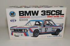 A8 1:24 MARUI JAPAN BMW 3.5 CSL 3.5CSL CASTROL LE MANS FACETTI MINT BOXED