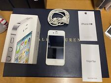 Apple iPhone 4s - 16GB - White (Vodafone) A1387 (CDMA + GSM) - USED