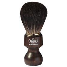 Omega Pennello da Barba in Tasso Nero Art.6126