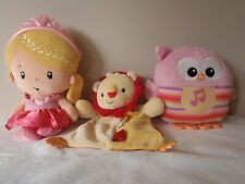 Fisher Price bundle. Toys x 3
