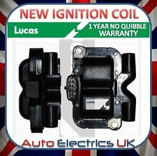 SMART IGNITION COIL PACK NEW LUCAS OE QUALITY