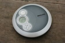 Philips Ax2411/17 Portable Cd Personal Compact Disc Player 45 Seconds Esp
