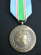 BRITISH ARMY,PARA,SAS,RAF,RM,SBS - UN Military Medal & Ribbon LEBANON F/S New!