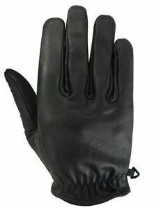 Gants de moto d'été, gants vintage, gants en cuir rétro vintage, du S au 3XL