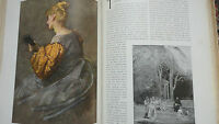 The Studio An Illustrated Magazine of Fine and Applied Art ,Vol.15.    1899