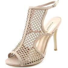 Calzado de mujer sandalias con tiras de lona Talla 41.5