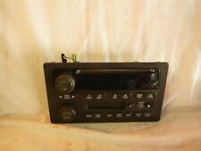 03 04 05 Chevrolet Tahoe GMC Yukon Radio Cd Tape Face Plate 15104156 LMH27