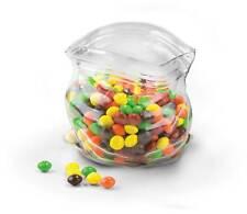 Unzipped Glass Bag Shaped Bowl