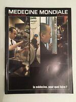 Revista Medicina Mundial N º 58 7 Abril 1970