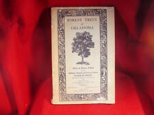 Forest Trees of Oklahoma How To Know Them George R. Phillips and Wilbur  Mattoon