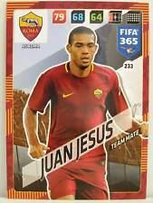 Panini Adrenalyn XL FIFA 365 2018 - #233 Juan Jesus - AS Roma