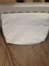 HUGO BOSS WHITE MAKE UP BAG